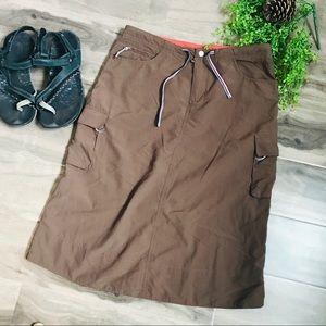 SHERPA adventure gear cargo skirt